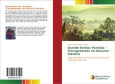 Capa do livro de Grande Sertão: Veredas - Transgressões no discurso literário