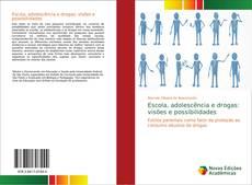 Capa do livro de Escola, adolescência e drogas: visões e possibilidades