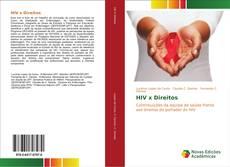 HIV x Direitos kitap kapağı
