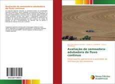Capa do livro de Avaliação de semeadora-adubadora de fluxo contínuo