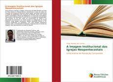 Capa do livro de A Imagem Institucional das Igrejas Neopentecostais