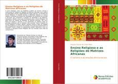 Borítókép a  Ensino Religioso e as Religiões de Matrizes Africanas - hoz