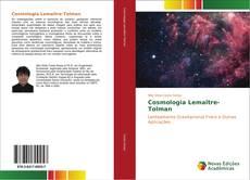 Copertina di Cosmologia Lemaître-Tolman