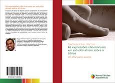 Buchcover von As expressões não-manuais em estudos atuais sobre a Libras