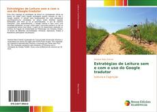 Capa do livro de Estratégias de Leitura sem e com o uso do Google tradutor