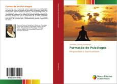 Formação de Psicólogos kitap kapağı