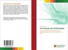 Capa do livro de Um Estudo em Publicidade