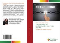 Buchcover von Transferência de conhecimentos por meios virtuais