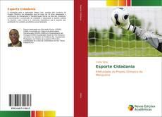 Capa do livro de Esporte Cidadania