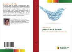 Обложка Jornalismo e Twitter