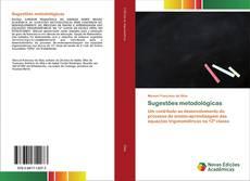 Portada del libro de Sugestões metodológicas
