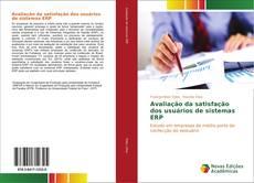 Capa do livro de Avaliação da satisfação dos usuários de sistemas ERP