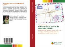 Capa do livro de Estilística nas cartas de Monteiro Lobato