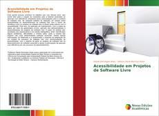 Capa do livro de Acessibilidade em Projetos de Software Livre