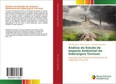 Portada del libro de Análise do Estudo de Impacto Ambiental da Siderúrgica Ternium