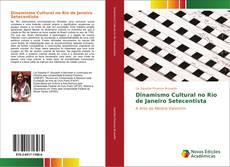 Обложка Dinamismo Cultural no Rio de Janeiro Setecentista