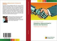 Capa do livro de Robótica Educacional e Ensino de Química