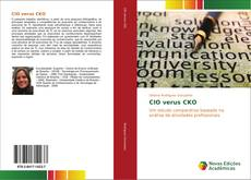 Bookcover of CIO verus CKO