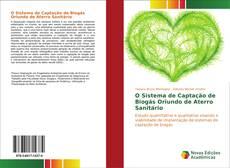 Capa do livro de O Sistema de Captação de Biogás Oriundo de Aterro Sanitário
