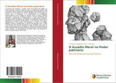 Capa do livro de O Assédio Moral no Poder Judiciário