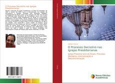 Capa do livro de O Processo Decisório nas Igrejas Presbiterianas