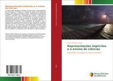Capa do livro de Representações implícitas e o ensino de ciências