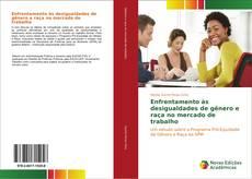 Capa do livro de Enfrentamento às desigualdades de gênero e raça no mercado de trabalho