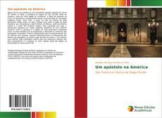 Bookcover of Um apóstolo na América