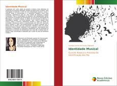 Capa do livro de Identidade Musical