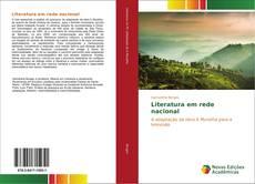 Обложка Literatura em rede nacional
