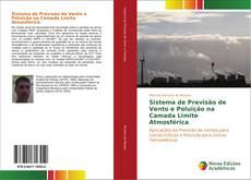 Portada del libro de Sistema de Previsão de Vento e Poluição na Camada Limite Atmosférica