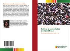 Portada del libro de Polícia e sociedades democráticas
