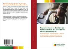 Capa do livro de Representações Sociais da Família sobre o Cuidado de Idoso Dependente