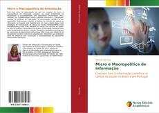 Copertina di Micro e Macropolítica de Informação
