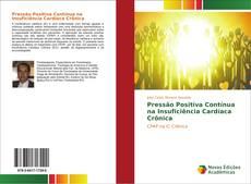 Capa do livro de Pressão Positiva Contínua na Insuficiência Cardíaca Crônica