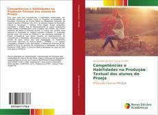 Capa do livro de Competências e Habilidades na Produção Textual dos alunos do Proeja