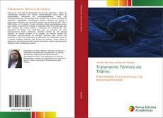 Обложка Tratamento Térmico do Titânio: