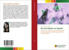 Bookcover of Do pré-digital ao digital: