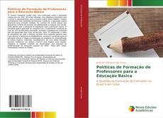 Bookcover of Políticas de Formação de Professores para a Educação Básica