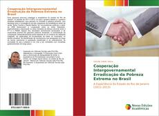 Portada del libro de Cooperação Intergovernamental Erradicação da Pobreza Extrema no Brasil