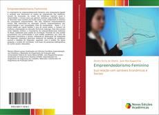 Capa do livro de Empreendedorismo Feminino