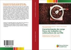 Bookcover of Caracterização da carga física de trabalho na cafeicultura do sul MG