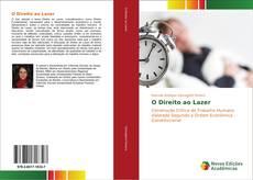 Capa do livro de O Direito ao Lazer
