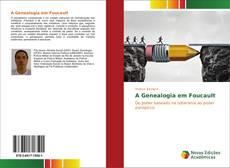 Bookcover of A Genealogia em Foucault