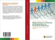 Capa do livro de Redes Sociais e o Processo de Recuperação na Fazenda da Esperança