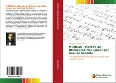 Bookcover of MONCAS - Método de Otimização Não Linear por Análise Secante