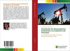 Capa do livro de Avaliação de Desempenho Ambiental na Indústria de Petróleo