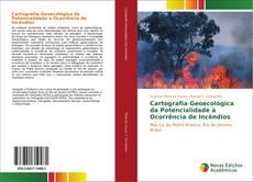 Cartografia Geoecológica da Potencialidade à Ocorrência de Incêndios的封面