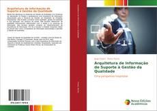 Capa do livro de Arquitetura de Informação de Suporte à Gestão da Qualidade