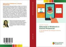 Capa do livro de Educação a Distância e Ensino Presencial